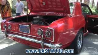 1965 Corvair Monza 4 Door with 300 HP 4.3 Liter V6 Hot Rod - Eastwood