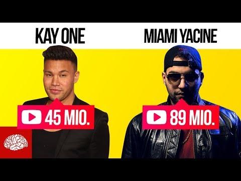 Die meistgesehenen deutschen Musikvideos