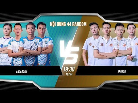 Aoe 4vs4 Random Hà Nội + Cam Quýt vs Chim Sẻ đi nắng_Sparta 19h30 ngày 19/4/2020