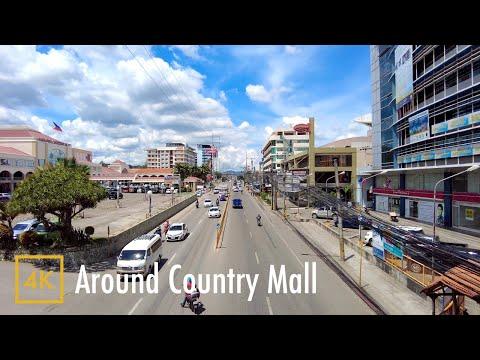 Around Country Mall, Cebu, Philippines【4K】