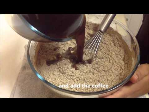 Easy Chocolate Cake Recipe 2019 |How To Make A Coffee Chocolate Cake
