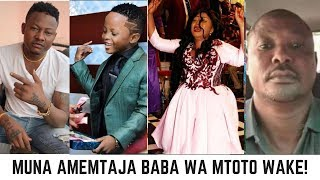MUNA KATHIBITISHA! Baba Mzazi wa Mwanae ni Huyu!
