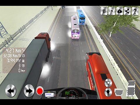 Telolet Bus 3D Traffic Android Games (Baru)