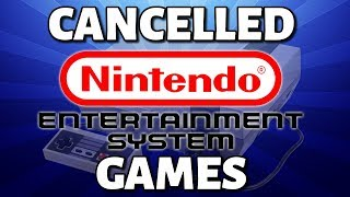 15 Cancelled NES Games