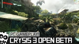 PC Gameplay! - Crysis 3 Open Beta [Max Settings]