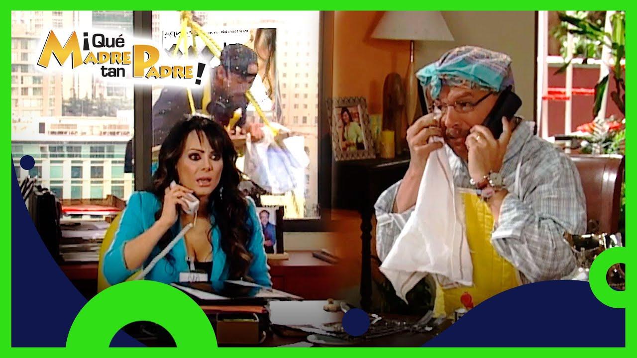 ¡Qué madre tan padre!: Necesito dinero   C3, T1   Distrito Comedia