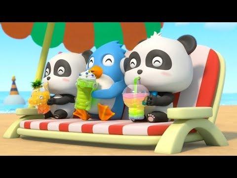 神奇的果汁 | 兒歌童謠 | 卡通動畫 | 寶寶巴士 | BabyBus