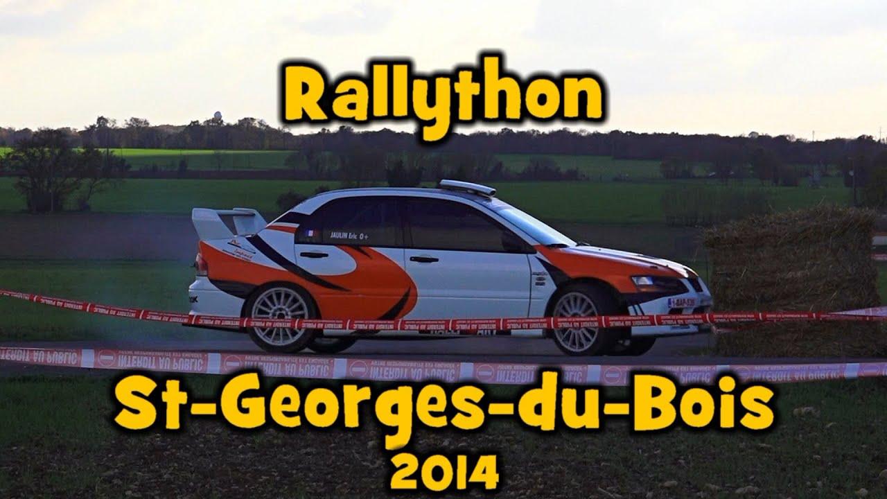 Rallython Saint Georges du Bois 2014 [17]  YouTube ~ Saint George Du Bois
