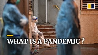 Why the WHO isn't labelling Covid-19 a pandemic and how the world coped with past global diseases