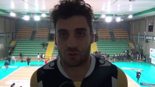 26-12-2016: #A2MVolley - Michele Morelli nel post Materdominivolley.it - Spoleto 0-3