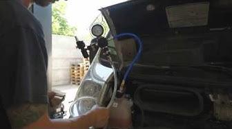 Lincos® KA-7230V Вакум тестер за охладителна течност