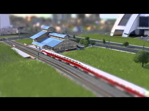 SimCity | E3 Gameplay Trailer