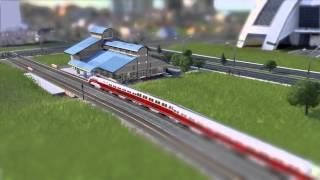 SimCity   E3 Gameplay Trailer