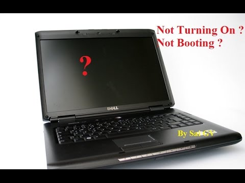 how to solve laptop not turning on or not booting dell vostro 1500 rh youtube com Dell Vostro 200 dell vostro 1500 user guide manual