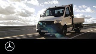 The new Mercedes-Benz Sprinter 2018 | Trailer