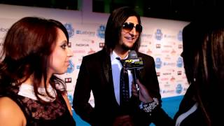 Punjab2000.com interview with Bilal Saeed the UK AMAs 2012