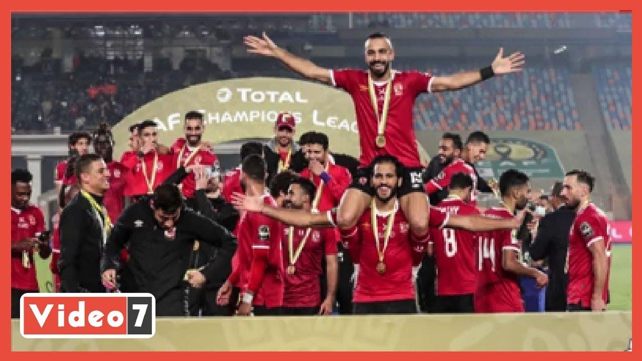 صورة فيديو : شبانه : 80 مليون جنيه مكافأة تأهل الأهلي لكأس العالم للأندية