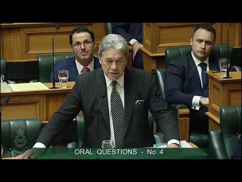 Question 4 - Gerry Brownlee to the Minister of Foreign Affairs