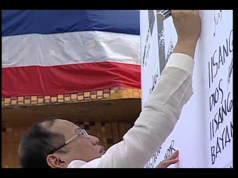 27th Anniversary Celebration of the EDSA People Power Revolution 02/25/2013