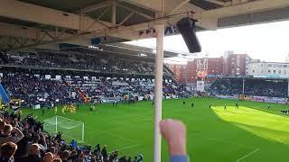 Charleroi-Club Brugge sfeer