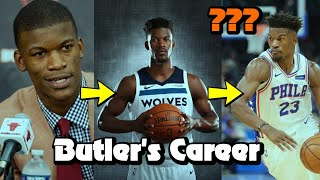 The TRUTH About Jimmy Butler's Polarizing NBA Career