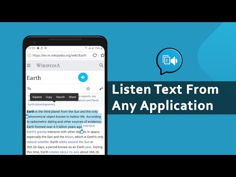 Text to Speech For Pc - Download For Windows 7,10 and Mac