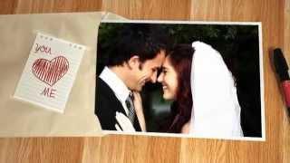 Свадебный видеоальбом You and Me