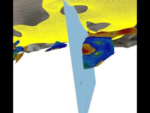 Geological Model Cu ore deposit KCRPK