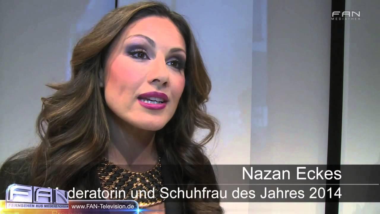 Nazan Eckes Moderatorin