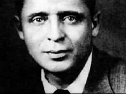Газовая косынка / Вадим Козин (Vadim Kozin, 1937)