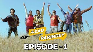 Azad Parindey - Web Series - Being Indian