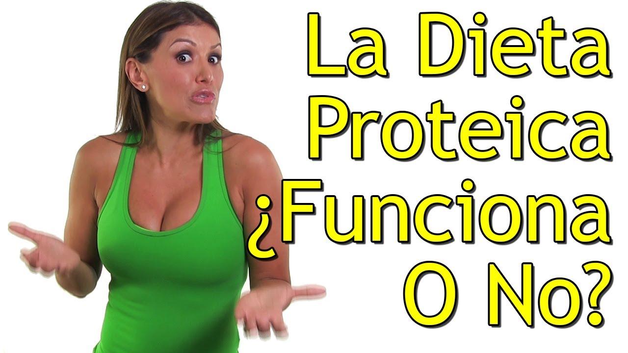 dieta hiperproteica para definir abdomen