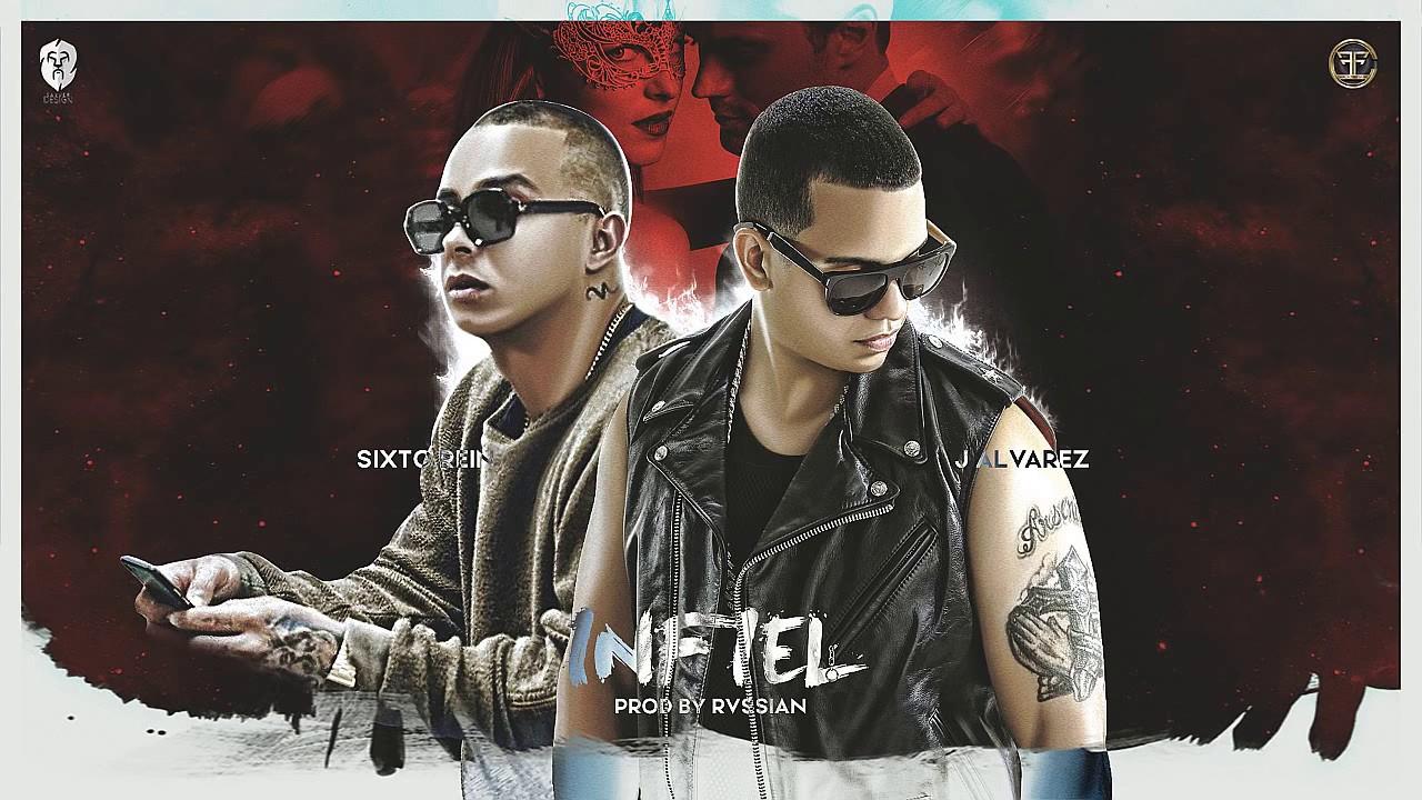 Sixto Rein Ft. J Alvarez - Infiel (Audio)