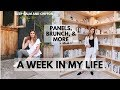 WEEK IN MY LIFE AS A BLOGGER + FREELANCE WRITER IN NYC