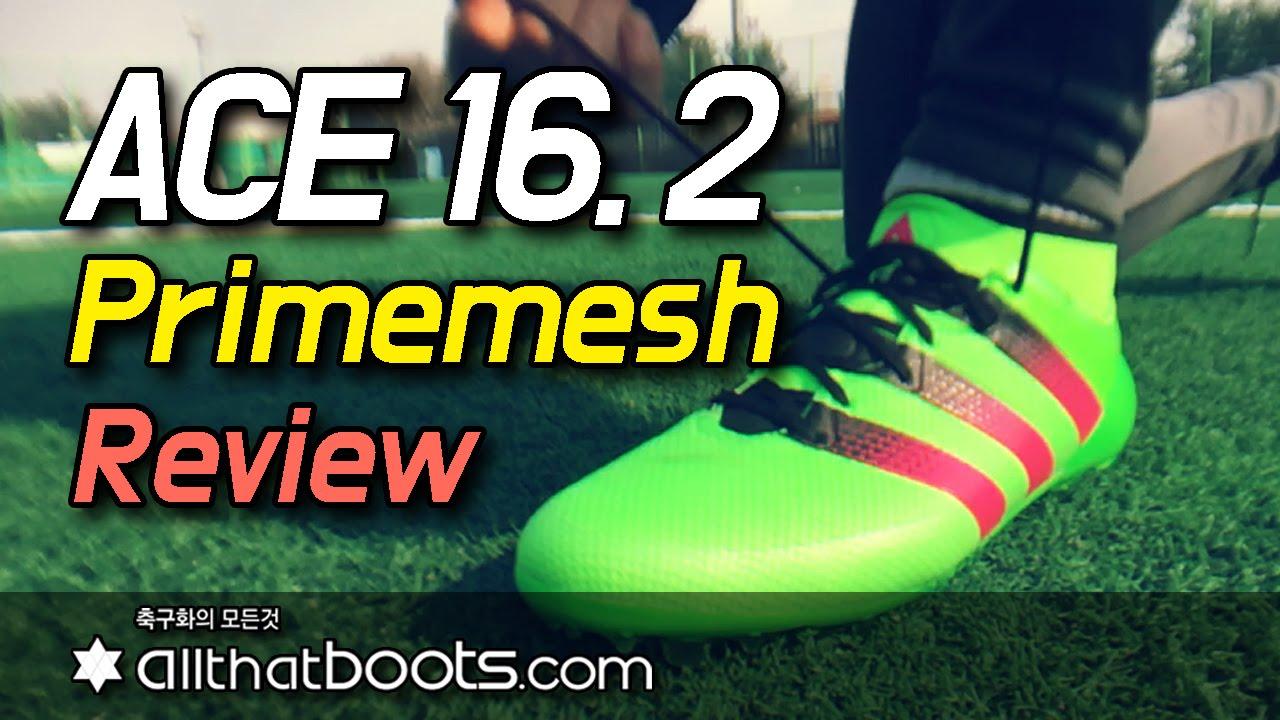 adidas ace 16.2 fg/ag review