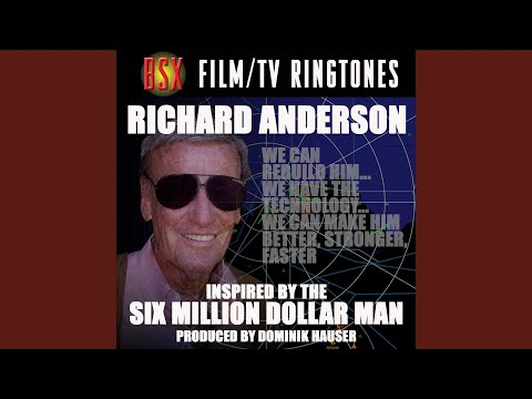 The Six Million Dollar Man: