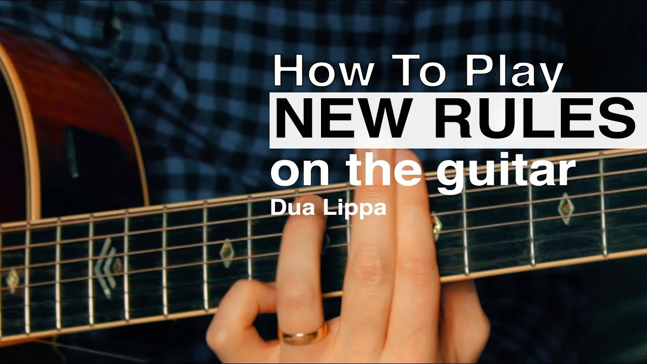 how to play guitar tutorial