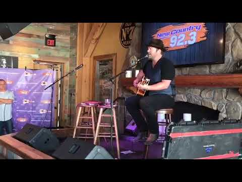 Lee Brice Q and A at PBR St. Louis 2017