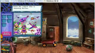 Thinkin' Things: Sky Island Mysteries Episode 7 - Case of the Mysterious Inkberries