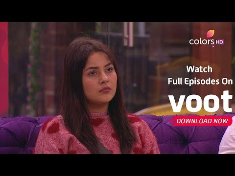 Bigg Boss Season 13 - 15th January 2020 - बिग बॉस - Day 107