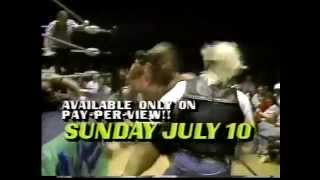 NWA Great American Bash 1988 Promo