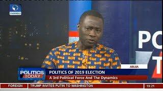 Medaner Calls For Grassroots Participation In Politics | Politics Today |