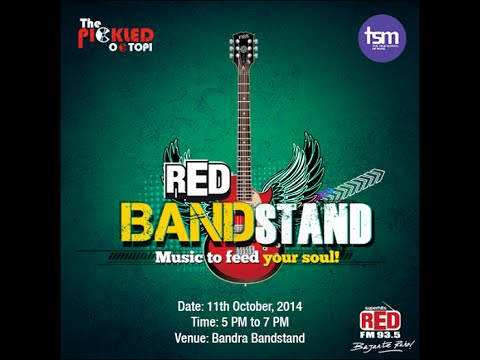 Red Bandstand Mumbai - The Pickled Octopii