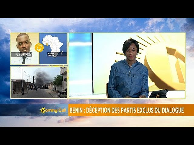 Benin gears up for political dialogue (The Morning Call)