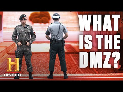 What Is The Korean Demilitarized Zone? | History