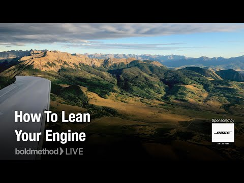 How To Lean Your Engine: Boldmethod Live