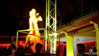 Avşa Arena Hüseyin Karadayı Bayram 2015 Konseri