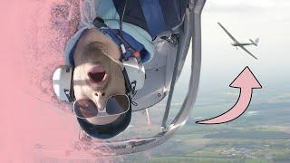 Flugstunde für Fynn über das Kliemannsland