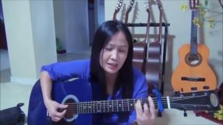 Hoa Mười Giờ (guitar cover) _ Lục Bình Tím
