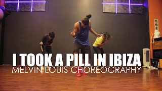 I took a pill in Ibiza | Melvin Louis Choreography | DancePeople Studios